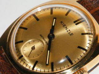 Kienzle Armbanduhr Handaufzug,  Wrist Watch,  Montre Nos Ungetragen Bild