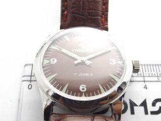 Tressa Swiss Armbanduhr Handaufzug Mechanisch Vintage Sammleruhr 150 Bild