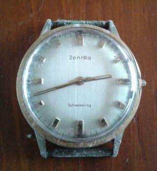 Armbanduhr Zentra Schwebering Bild