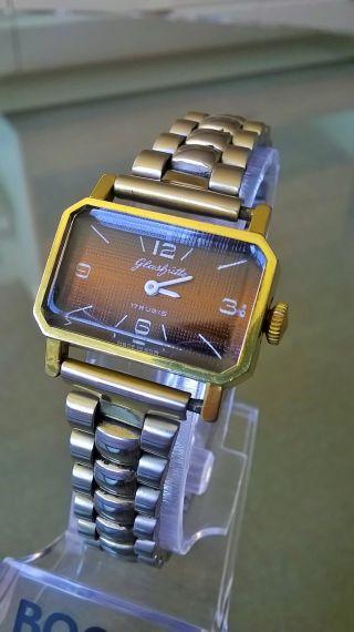 Glashütte Damen Armbanduhr Bild