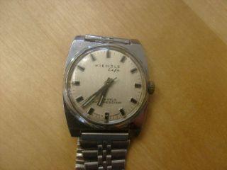 Kienzle Armbanduhr Handaufzug Bild