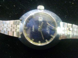 Zaria 22jewels - Armbanduhr Handaufzug Bild