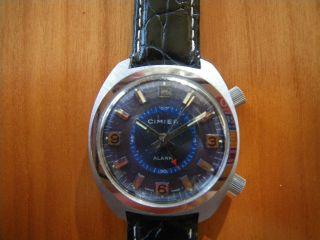 Sehr Schöne Cimier Handaufzugs Armbandwecker Uhr Zu Verkaufen Bild