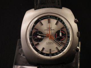 Dugena - - - Chronograph Cal.  7733 Bild