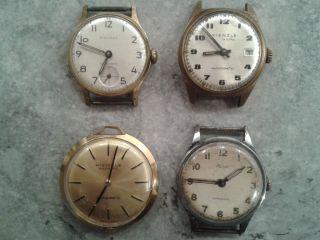 Vintage Kienzle Uhren Konvolut Bild