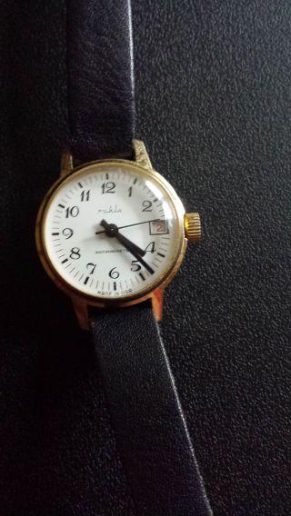 Ruhla Damen Uhr Bild