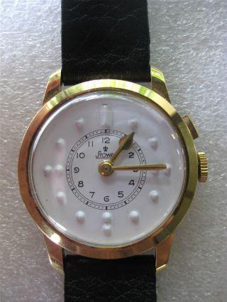 Stowa Armbanduhr Handaufzug Bild