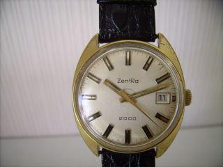 Zentra 2000 Aus Den Späten 60er Jahre Durowe 7425 / Int Mit 17 Steinen Bild