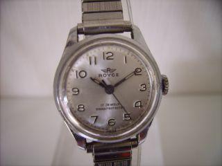 Royce Damen Armbanduhr 80er Jahre Kal.  Fef 6680 Bild