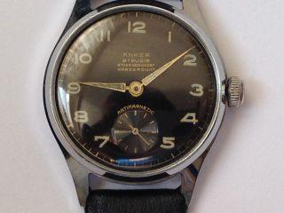 Anker Herren Uhr - Handaufzug Bild