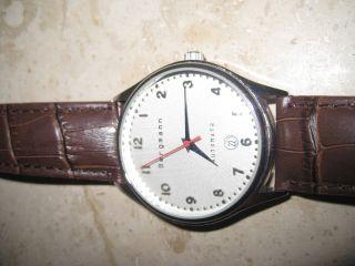Bergmann Armbanduhr Handaufzug Mit Datum Bild
