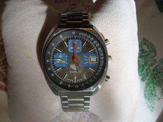 Heuer Chronograph,  Valjoux 7765 Bild