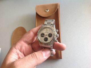Alha Uhr Paul Newman Homage 6263 Chronograph Bild
