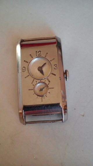 Longines,  Doctors Watch,  Etwa 1930,  Gehäuse