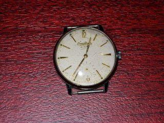 Schweizer Herren - Armbanduhr