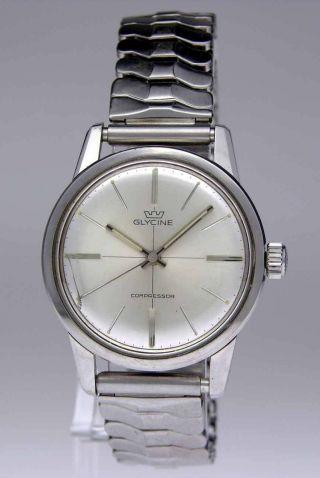 Glycine Compressor Herren Uhr Mit Handaufzug Bild