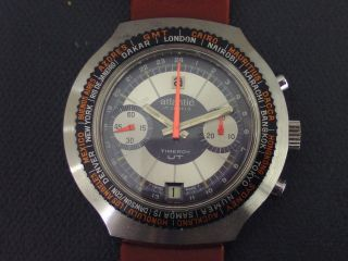 Atlantic Nos Chronograph Timeroy Ut Cal.  Val.  7734 D=40mm Bild