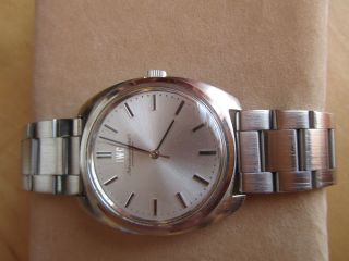Iwc Uhr Aus Den 70er Jahren Bild