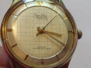Zentra Schwebering Armbanduhr Hau Bild