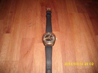 Armbanduhr Mechanisch - Poljot - Mit Datumanzeige,  Sekundenzeiger - Bild