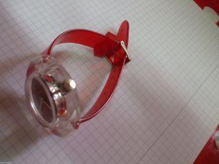 Alte Armbanduhr Ruhla Bubble Watch Ddr Handaufzug Bild