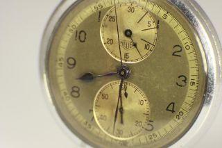Heuer Chronograph Swiss Bild
