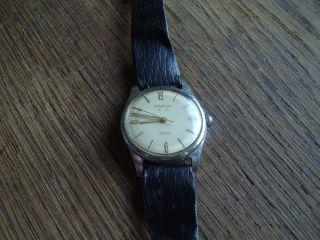 Sehr Alte Dugena Armband Uhr Funktioniert 17 Rubis Antichoc Vintage Mechanisch Bild