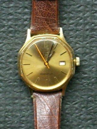 Seltene Mechanische Re Watch Handaufzug Hau,  Herrenarmbanduhr,  Herrenuhr Bild