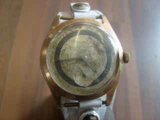 Tourist Armbanduhr Handaufzug Bild