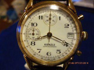 Kienzle Chronograph V 7765 Bild