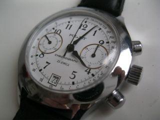 Herren Armbanduhr - Poljot Cronograpf Bild