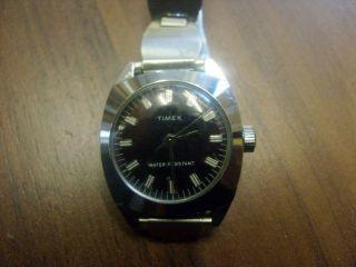 Timex Armbanduhr Handaufzug Bild