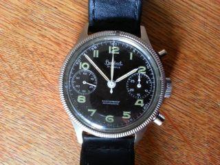 Hanhart Luftwaffenchronograph Ref.  417e Bild