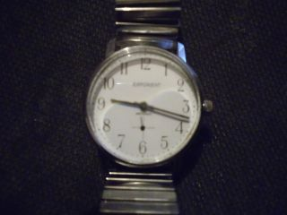 Uhr Exponent - Mechanische Handaufzugsuhr,  Läuft Genau, Bild