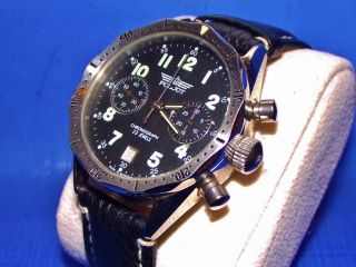 Poljot Chronograph,  Luftwaffe