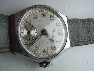 Herren Armbanduhr Kienzle Ca.  1940 Handaufzug Bild