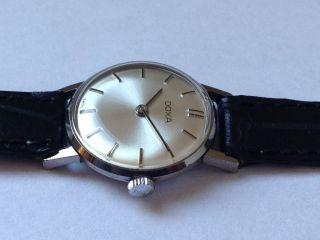 Schöne Doxa Damen Mechanische Uhr Bild