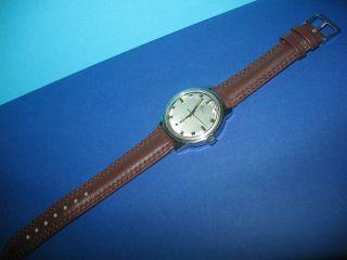 Herren Uhr - Dugena - Tropica - Kaliber Dugena 3902 - Sogenanntes Wehrmachtswerk Bild