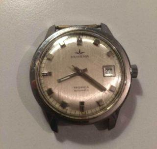 Dugena Tropica Automatic - Automatische Uhr - Retro - Vintage Bild
