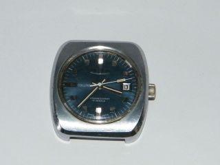 Sicura (breitling) Collins Handaufzug Hau,  Vintage Wrist Watch,  Repair Bild