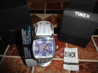 Timex - Damenuhr,  7 Jahres Batterie Ungetragen Ovp Bild