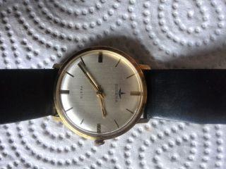 Dugena Festa Herren Armbanduhr Vintage Bild