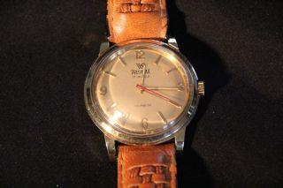 Schweizer Uhr Precimax Handaufzug 60er Jahre Bild