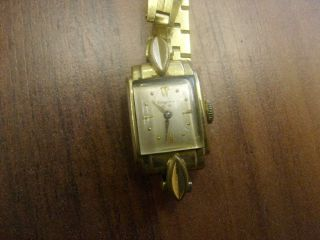 Dugena Armbanduhr Handaufzug Bild