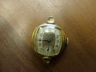Waltham Armbanduhr Handaufzug Bild