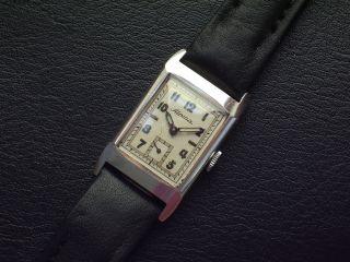 Alpina Antike Herren - Uhr Bild