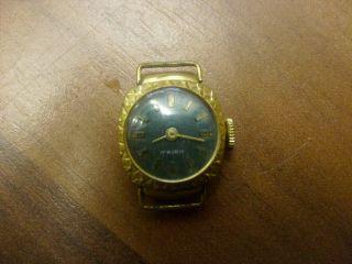 Anker Armbanduhr Handaufzug Bild