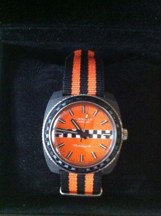 Herren Armbanduhr Kienzle Rally - Handaufzug Bild