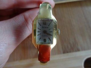 Schöne Armband - Spangenuhr Für Damen Bild