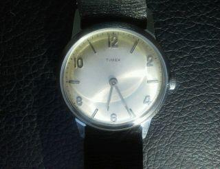 ☆timex Armbanduhr 70ern// Ovp Dabei // Ungetragen // Nos☆ Bild